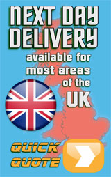 Next Day Parcel Delivery UK