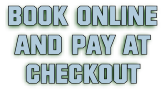 Book pickup and delivery online and pay at checkout